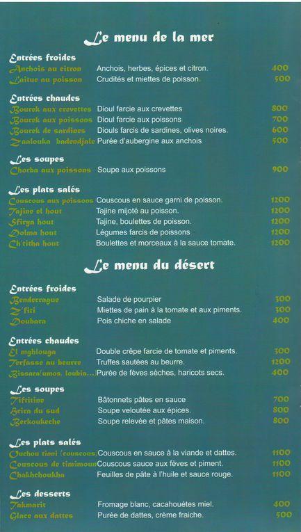 Dar Djeddi est une table d'hôtes algérienne unique en son genre...A découvrir absolument...