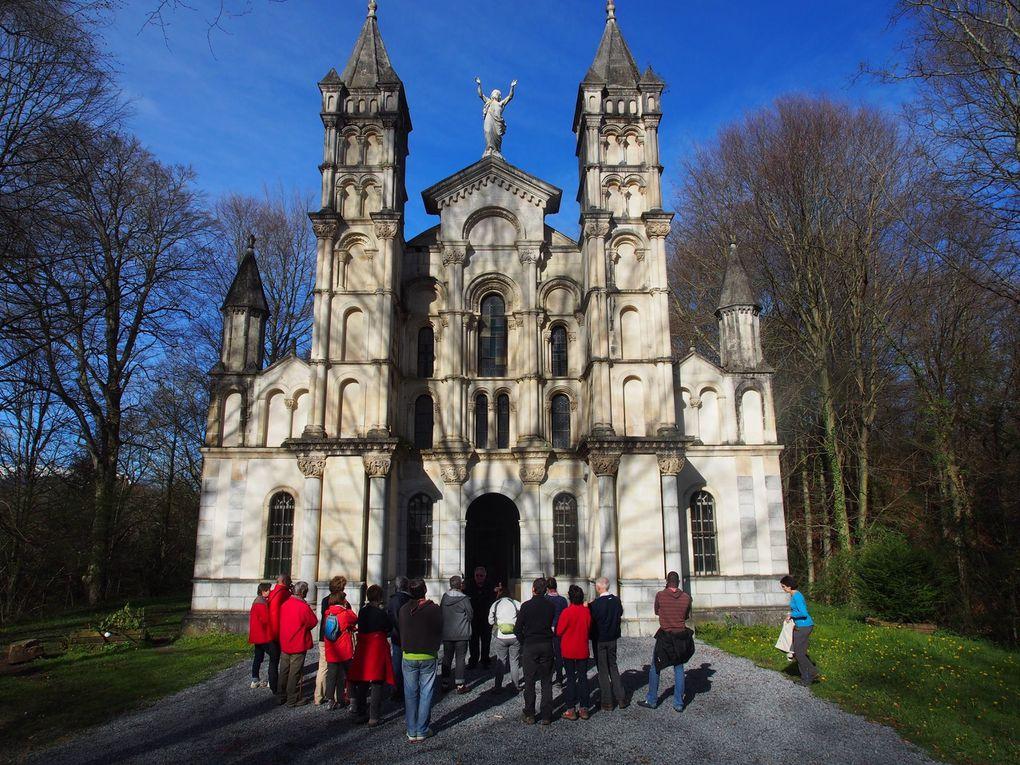 Pèlerinage  de Lourdes à Bétharram