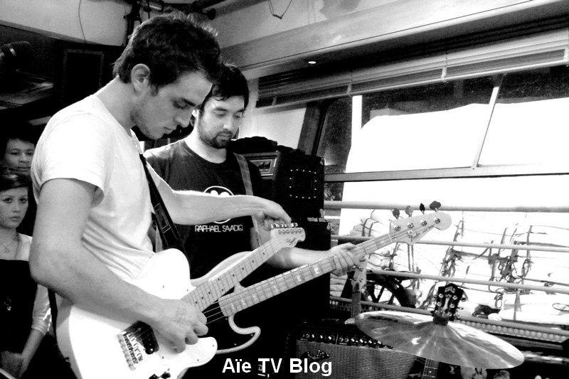 Album - Benjamin-Siksou-Sacha-Page