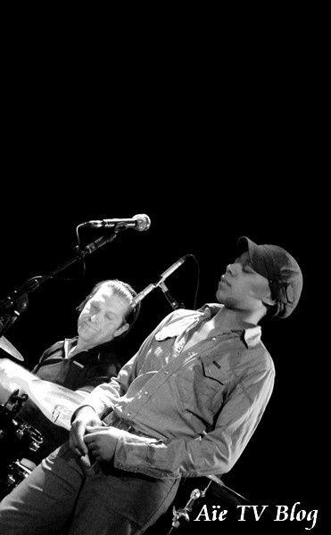 Album - Eric Legnini &amp&#x3B; Krystle Warren Session Duc des Lombards