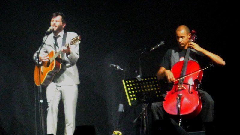 Images de la tournée 2012