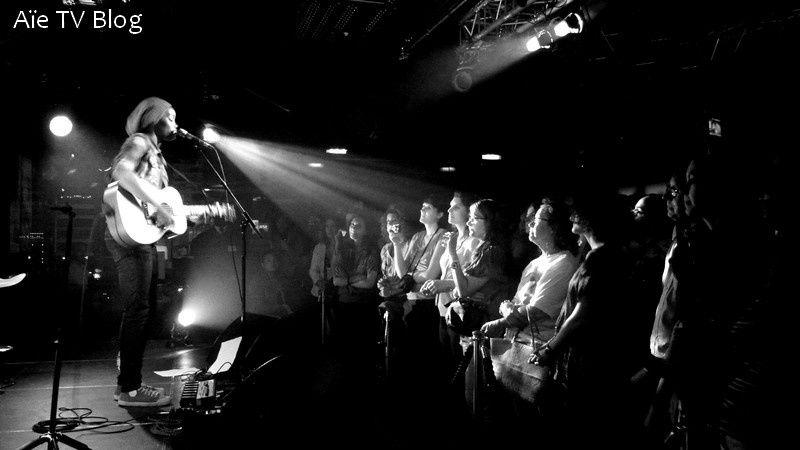 Album - IRMA-Live-Studio-SFR-Paris