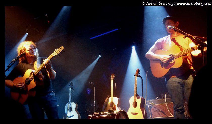 Album - Newton-Faulkner-Fleche-d-Or-Paris-2013