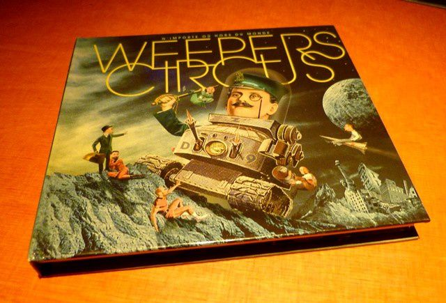 Album - Weepers Circus