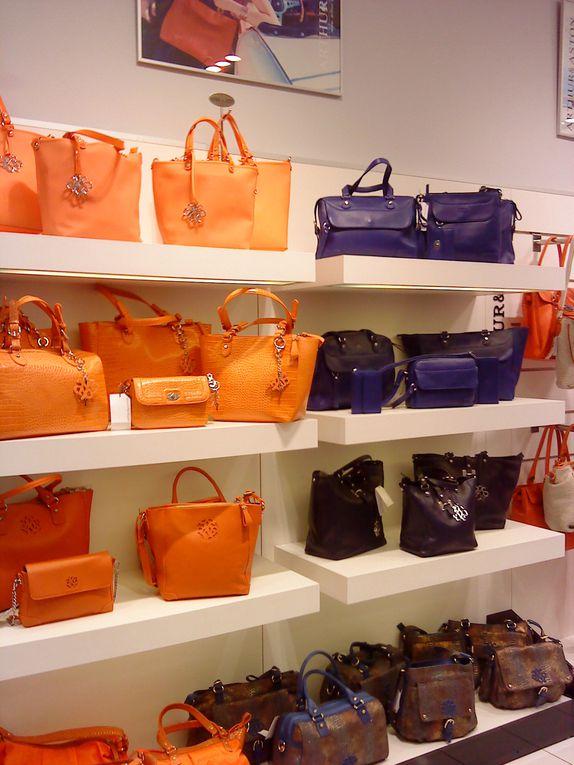 Petit concours photo suite! Envoyez-nous toutes vos photos orange et bleu...