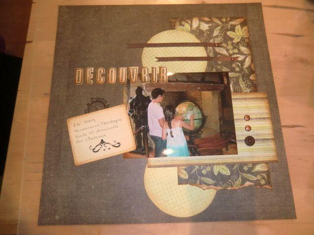 Album - boite rangement 2011