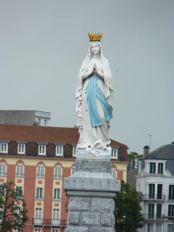 Album - Lourdes 2012