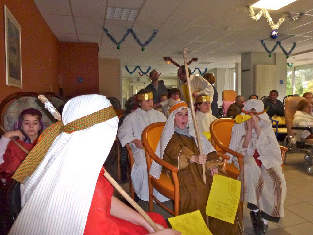 Album - Messe de Noel Hostrea 14-12-2011