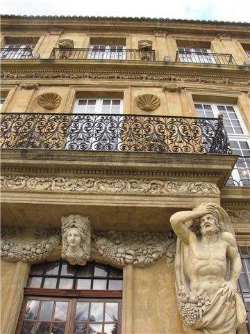 """Photos de la sortie """"Aix Baroque"""" du mercredi 25 novembre 2009."""