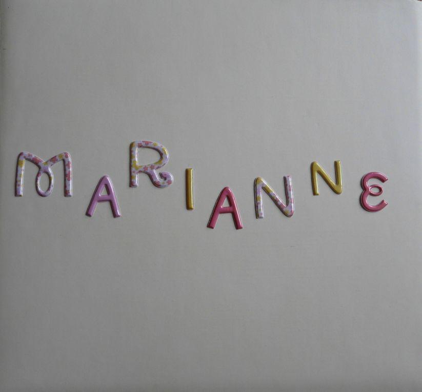 Album - communion-marianne