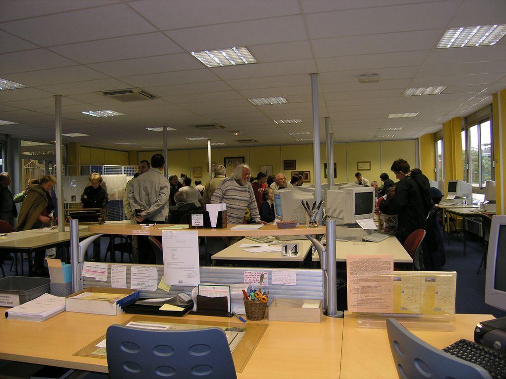 Depuis plusieurs années, les Archives Départementales sont parties prenantes durant les Journées du Patrimoine.