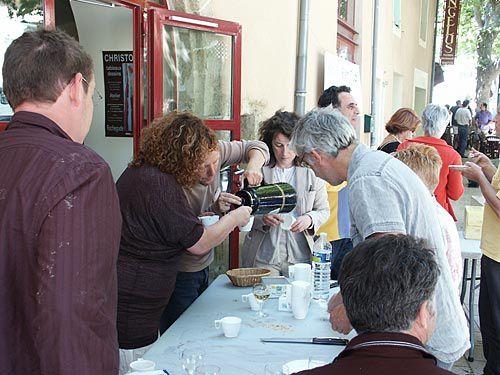 2e édition de Lire entre les vignes : 21 juin 2009