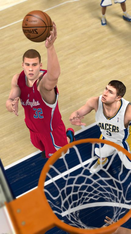 Toutes les images du jeu NBA 2K11