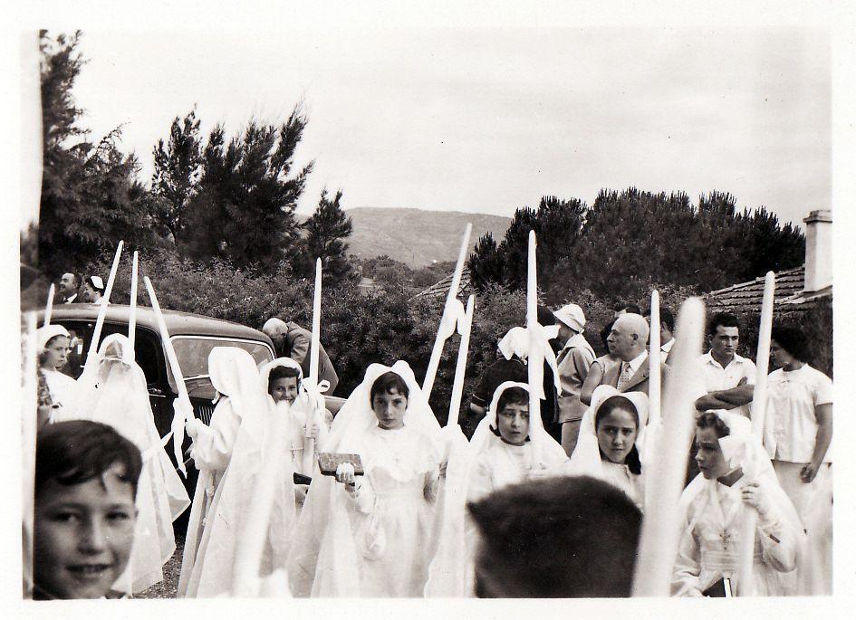 Album - Communion solennelle église Ste Thérèse 1960