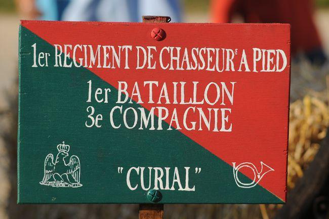 1er REGIMENT DES CHASSEURS A PIEDS.1er BATAILLON.3e COMPAGNIE.