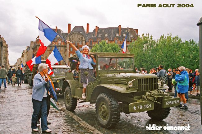 Album - LIBERATION DE PARIS AOUT 1944