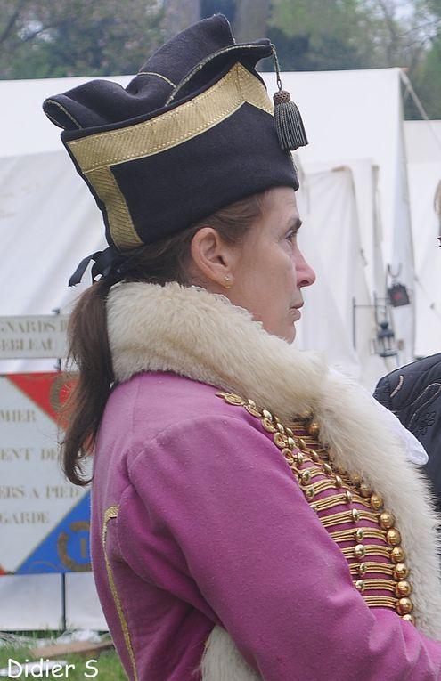 BICENTENAIRE DES ADIEUX DE NAPOLEON A FONTAINEBLEAU ( 19 avril 2014 )Photographies Didier Simonnet