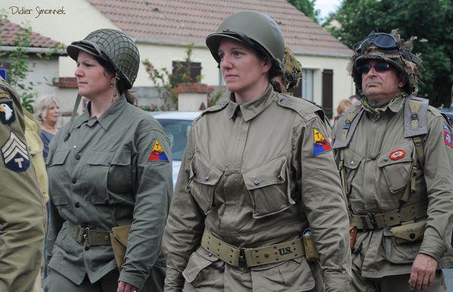 """Rassemblement historique organisé par l'association """"Histoire & Collections """" 23 juin 2013"""