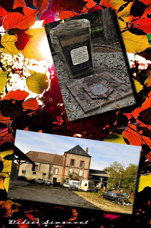 Lieux historiques, monuments, demeures et sépultures, de la grande épopée Napoléonienne