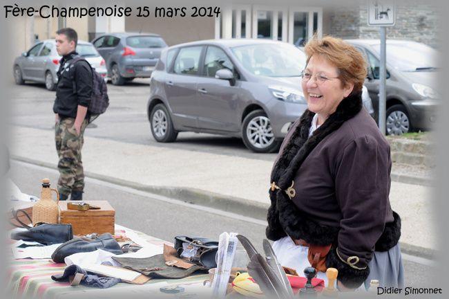 Album - FERE-CHAMPENOISE ( Marne )