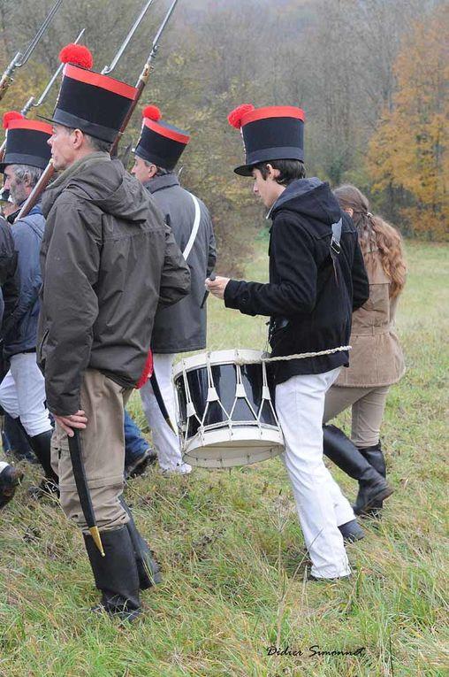 Séance d'instruction de l'encadrement des Grognards de la Marne, le samedi 17 novembre 2012