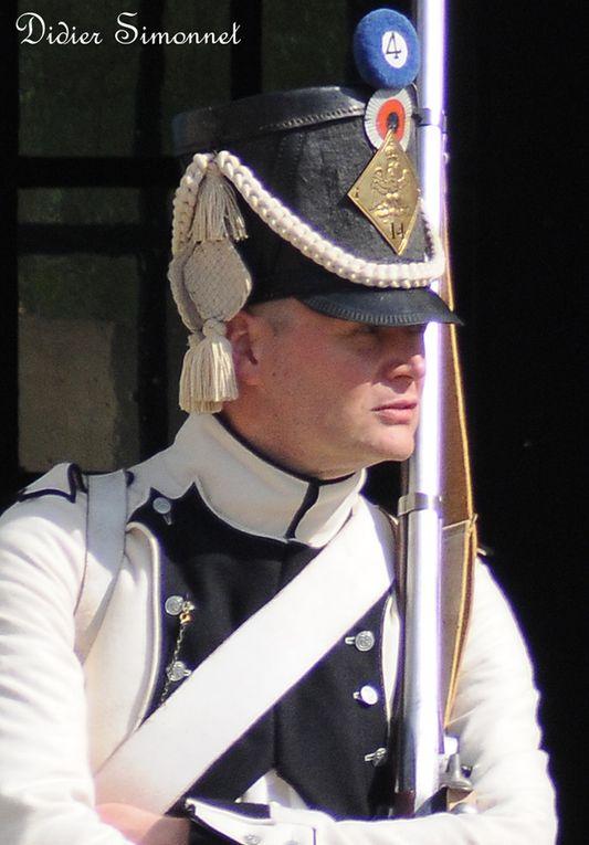 29e édition des journées européennes du patrimoine au château de Vincennes. Dans le cadre du bicentenaire de la campagne de Russie, le SHD organise la rencontre de plusieurs associations de la Grande Armée Napoléonienne.Septembre 2012
