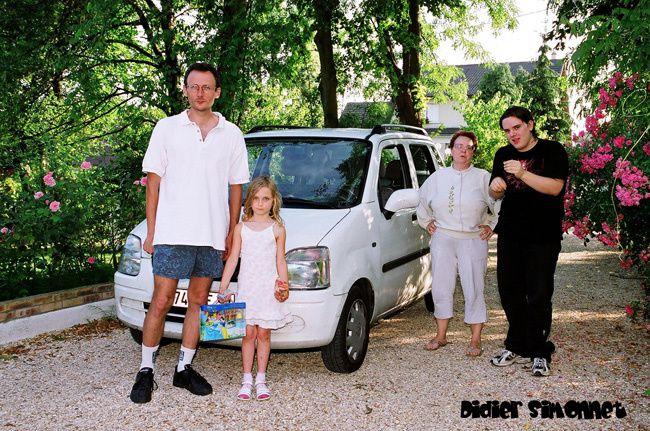 Mathilde et son père