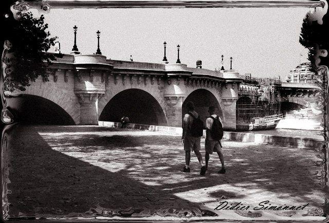 Promenades photographiques à travers la capitale