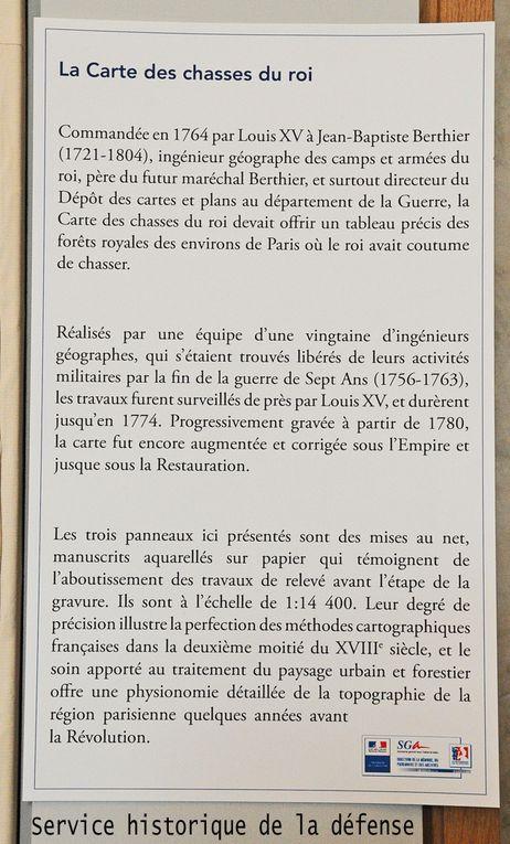 Visite du château de Vincennes ( Val-de-Marne ) et du Service historique de la défense