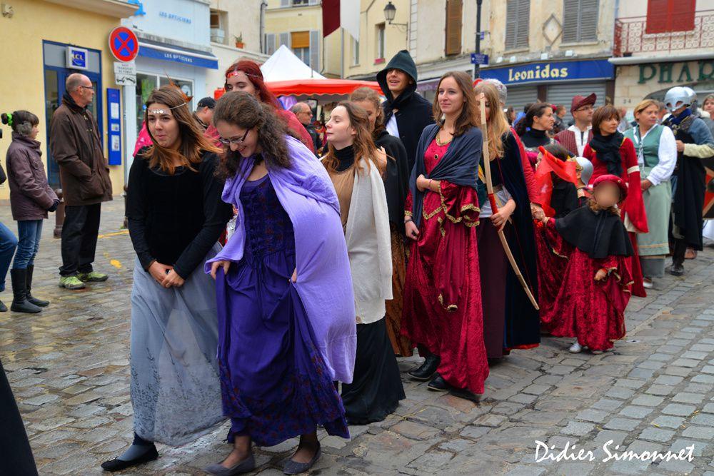 Fête Médièvale de Brie-Comte-Robert 4 & 5 octobre 2014