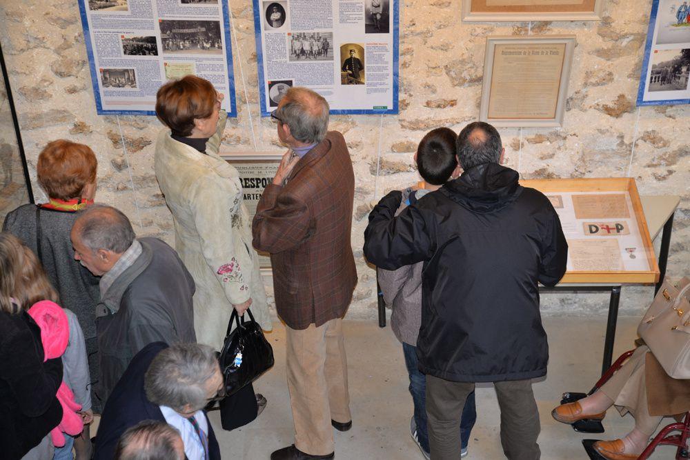 Expositions, conférences, sites historiques et vestiges des guerres dans le Val d'Yerres.