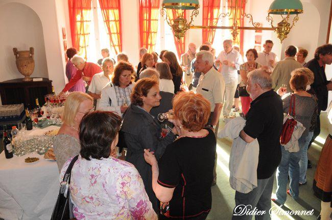 Exposition des artistes du val d'Yerres organisé par la mairie de Yerres du 31 mai au 8 juillet 2012