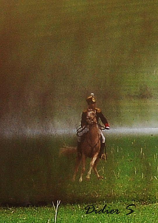 """Reconstitution de la bataille de Saint-Jean-les-deux-Jumeaux par l'association : """"Les Grognards de la Marne"""