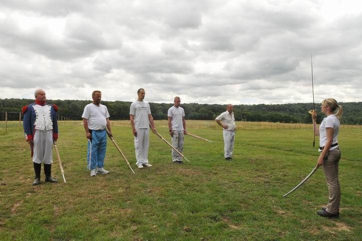 Album de la séance d'instruction des Grognards de la Marne le 25 juin 2011 ( Suite ).