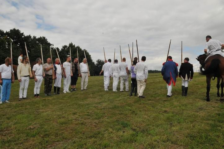 Séance d'instruction du 25 juin 2011, les Grognards de la Marne ( Suite ).