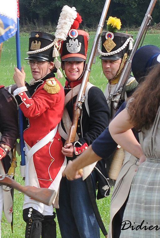 Reconstitution historique organisée par les Grognards de la Marne le 29 septembre 2013 à Saint-Jean-les-deux-Jumeaux