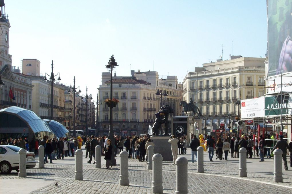 Album - Paseando por Madrid