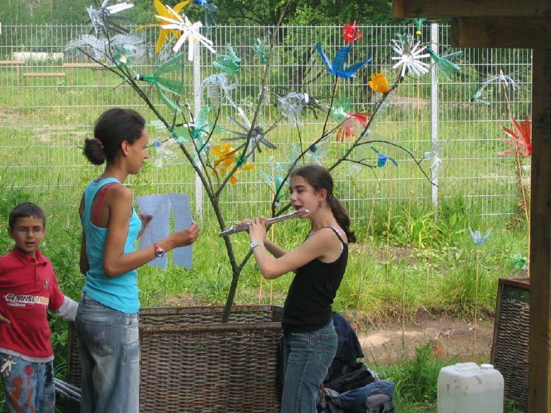 Fetes des jardins 2007