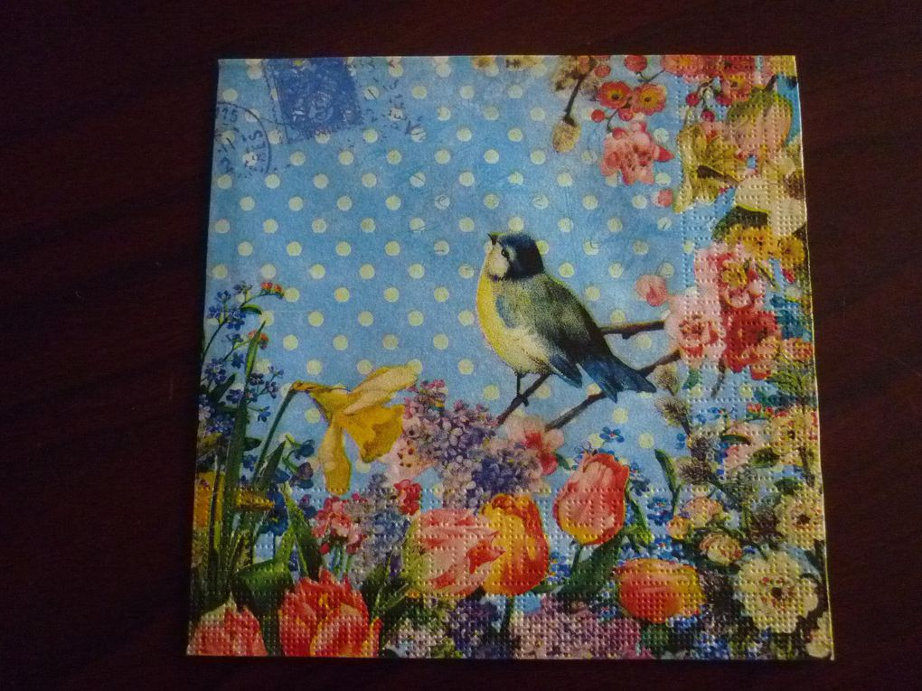 Album - Serviette Theme Animaux