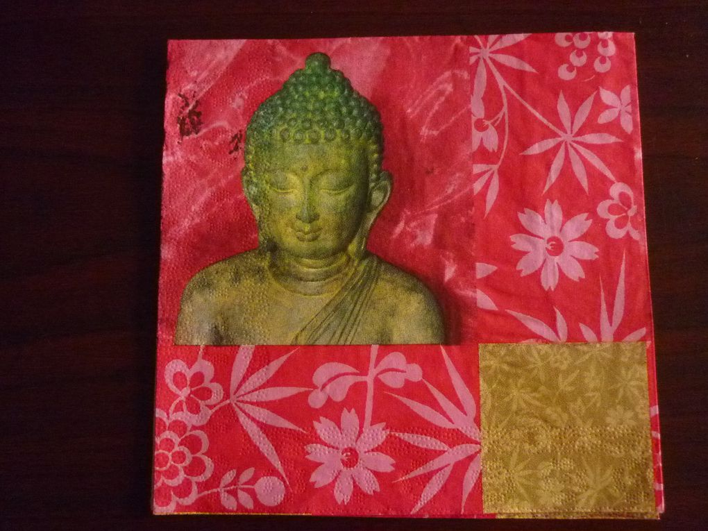 Album - Serviette Theme Zen
