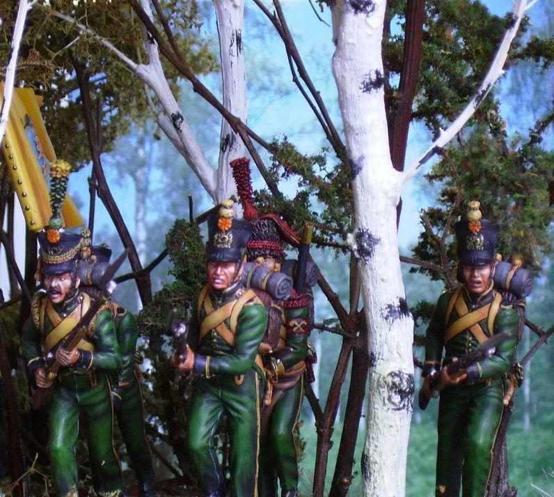 quelques photos de mise en scène de quelques figurines de ma collection....