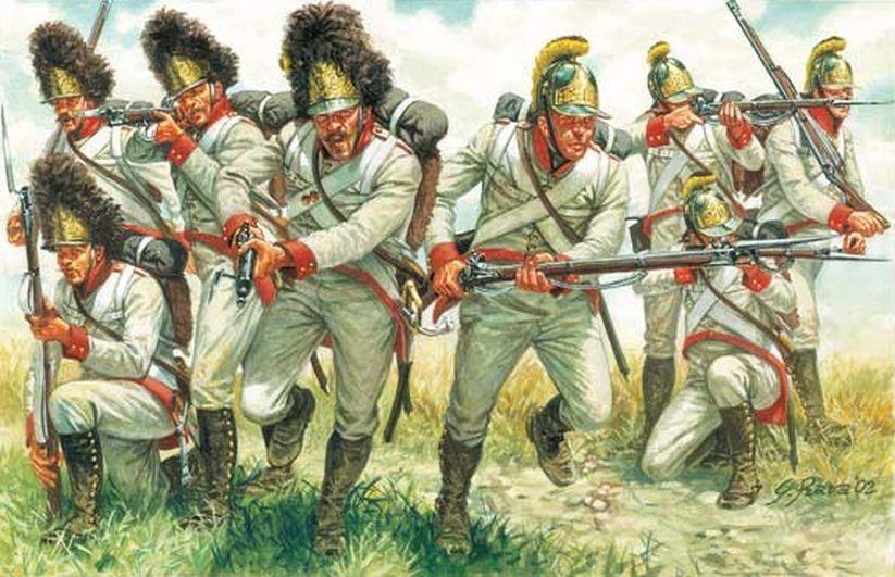 Album - images-soldats-guerres-napoleoniennes