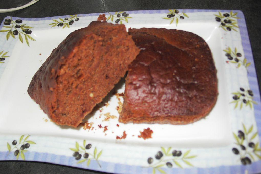 Recettes de desserts testées par Soso et Mimi.