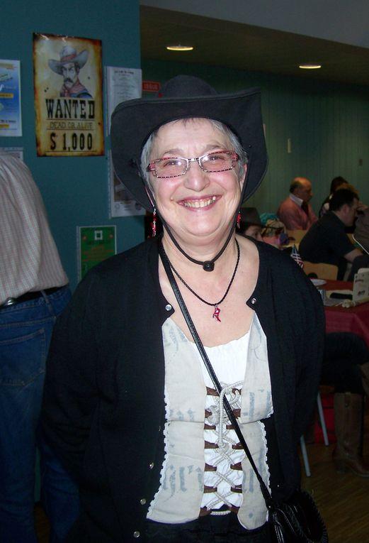 Bal de l'association Cowboy Country 45 Merci a tous nos amis Cowboys pour cette belle Journée Country