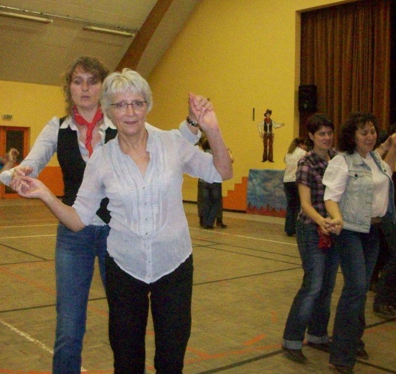 Beau bal à Ladon organisé par Fred et Pat