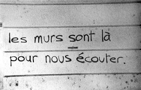 Album - Murs murmurants