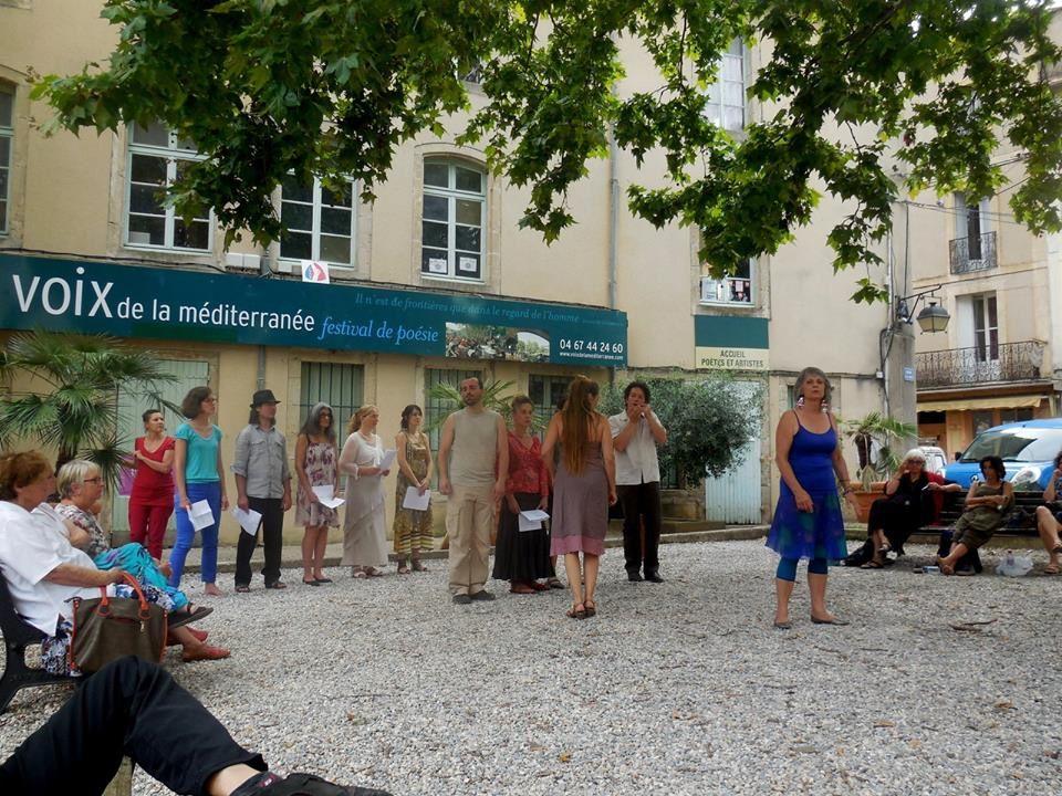 Le premier festival du Quai de la Voix, à Lodève a eu lieu du 27 au 29 juin