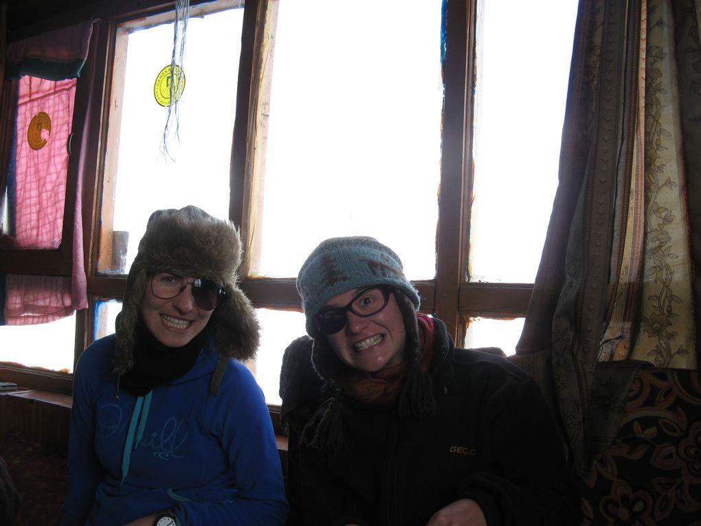 10 jours entre le Ladakh et le Zanskar. Expérience inoubliable, rencontre insolite...
