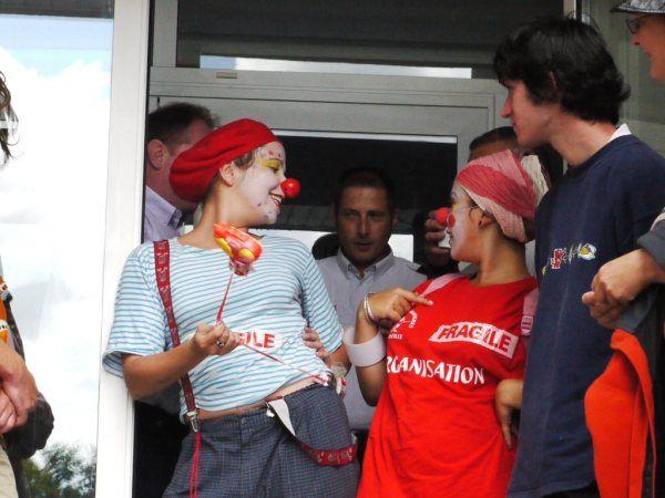 Procès du collectif non au missile m51 le 08/09/2010