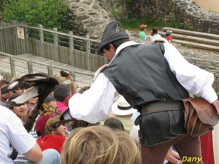 visite au Puy du Fou le 06/05/2011